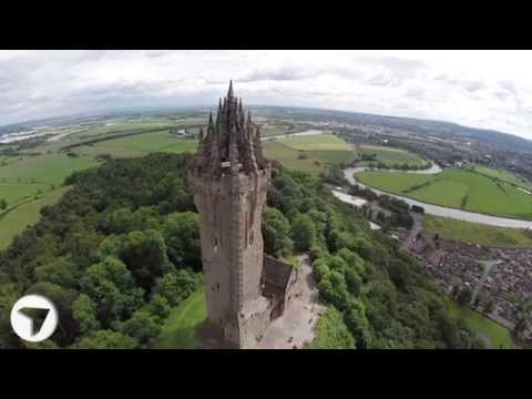Wallace Monument, Stirling,