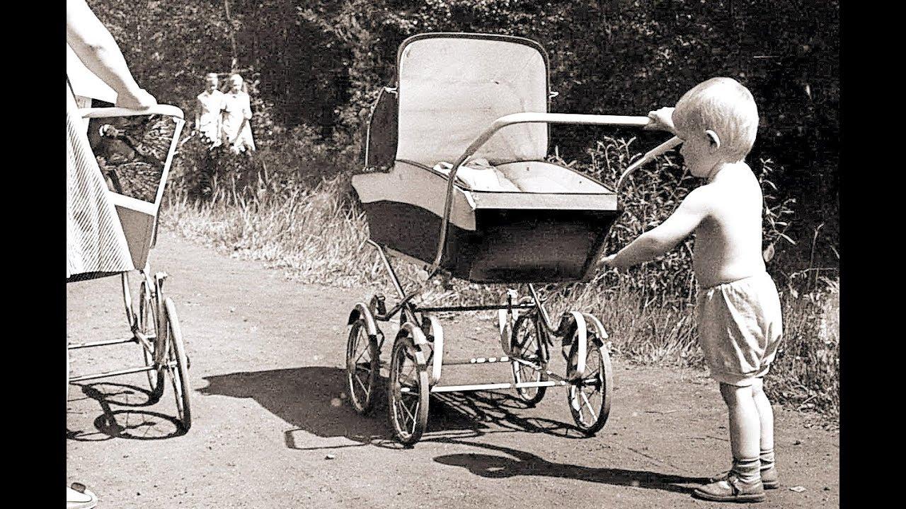 коляски в советском союзе фото отдалённости