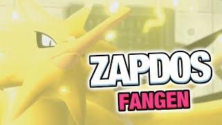 ZAPDOS FANGEN! 🕹️  [Pokémon Let's Go, Evoli! DEXLOCKE] #39 | ItsWowa