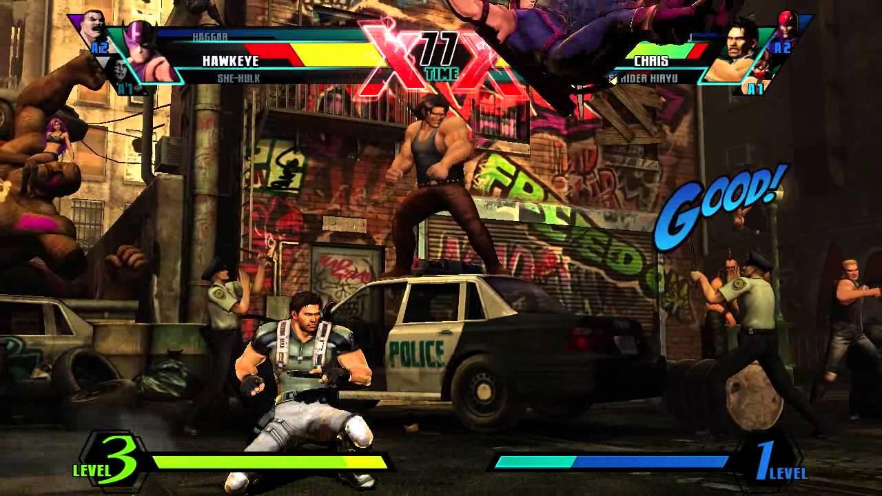 Ultimate Marvel Vs Capcom 3 Xbox 360 Download