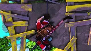Escape Dead Island (PC) walkthrough - Linda Boss