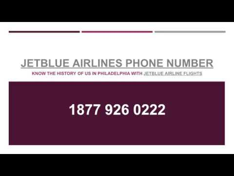 JetBlue Airline Phone Number | Know The History Of US