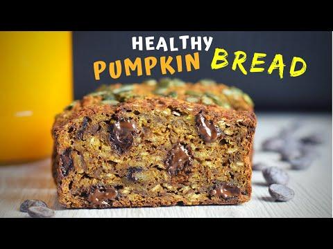 Healthy Pumpkin Bread (MOIST AND INDULGENT!)