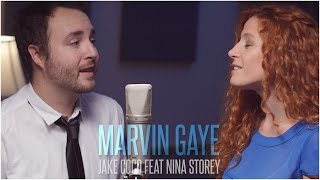 Charlie Puth - Marvin Gaye ft. Meghan Trainor (Cover by Jake Coco & Nina Storey)