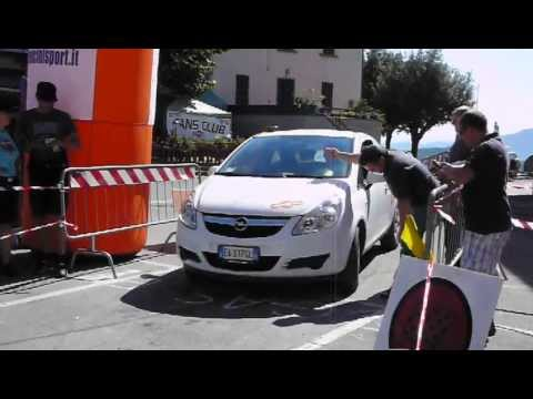 "Gimkana-Orange-Bar 2012 Marliana Opel Corsa ""manolo"""