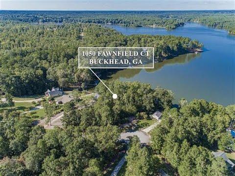 Homes for Sale - 1050 Fawnfield Court, Buckhead, GA