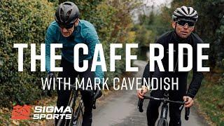 Matt Stephens The Cafe Ride Episode 8 - Mark Cavendish | Sigma Sports