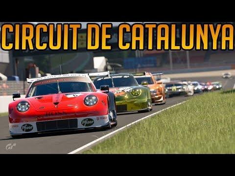 Gran Turismo Sport: My First Race at Catalunya thumbnail