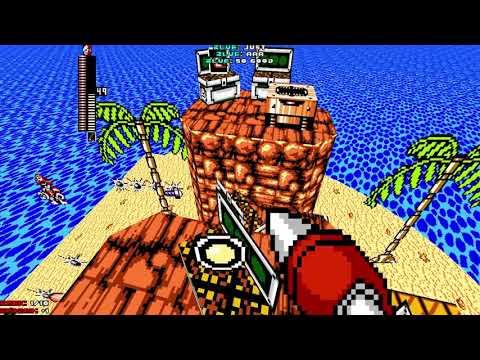 Mega Man 8-Bit Deathmatch V5c - Fishing is Bad