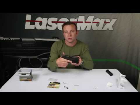 How To Install The LaserMax Spartan™ Adjustable Fit Light & Laser