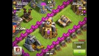 Farming Armies - Effective and CHEAP! Clash of Clans Attacks Episode 65 Part 2