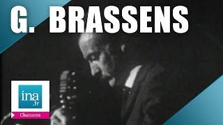 "Georges Brassens ""Mes amours d"