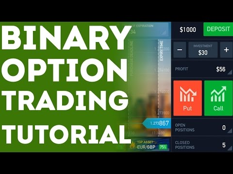 Making Money with Online Binary Options Trading