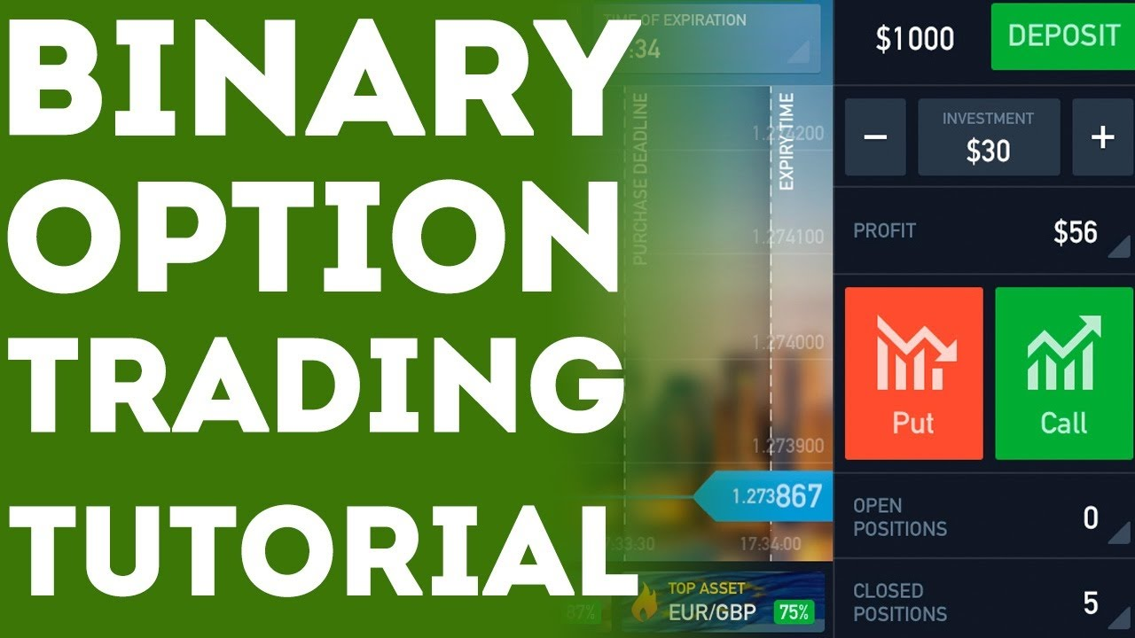 Binary trading free money