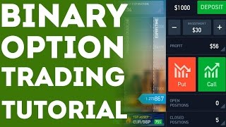 Binary Options for Beginners 2017 - How to Make Money with Binary Options Trading