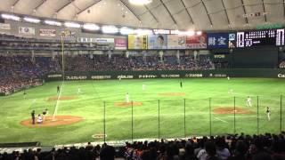 オープン戦最終戦もパーフェクト リリーフ 澤村拓一 躍動感、リズム、球...