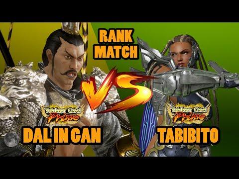 [TEKKEN 7 SEASON 3] DaL In Gan (FENG) VS TABIBITO (MASTER RAVEN) - TEKKEN GOD PRIME RANK MATCH