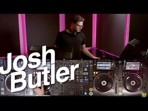Josh Butler - DJsounds Show 2016