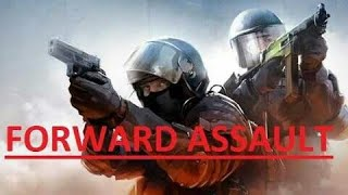 Forward assault gameplay#2 |ft creepy gamerz|
