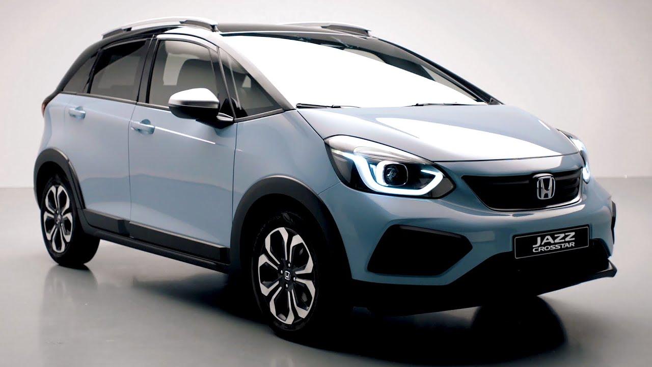 Giới thiệu xe Honda Jazz - Mini Hatchbacks!