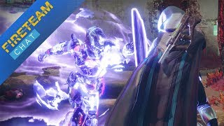 Destiny 2 Beta Impressions with PopeBear from DCP - Fireteam Chat Ep. 122