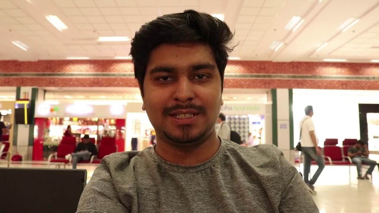 My First Vlog   Ishit Lakhani - YouTube