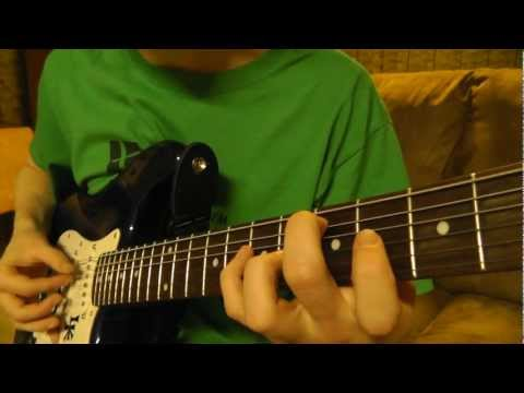 How to play Stay Together For the Kids by Blink-182 full song lesson