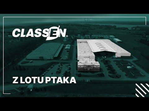 Classen-Pol z lotu ptaka