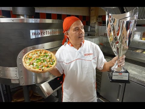 FARID SEGHARI - Champion De France Pizza #Parizza2018