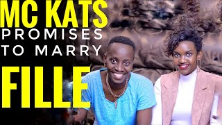 MC Kats promises Fille a wedding soon | Mc Kats is back with Fille | ALVINALEXA