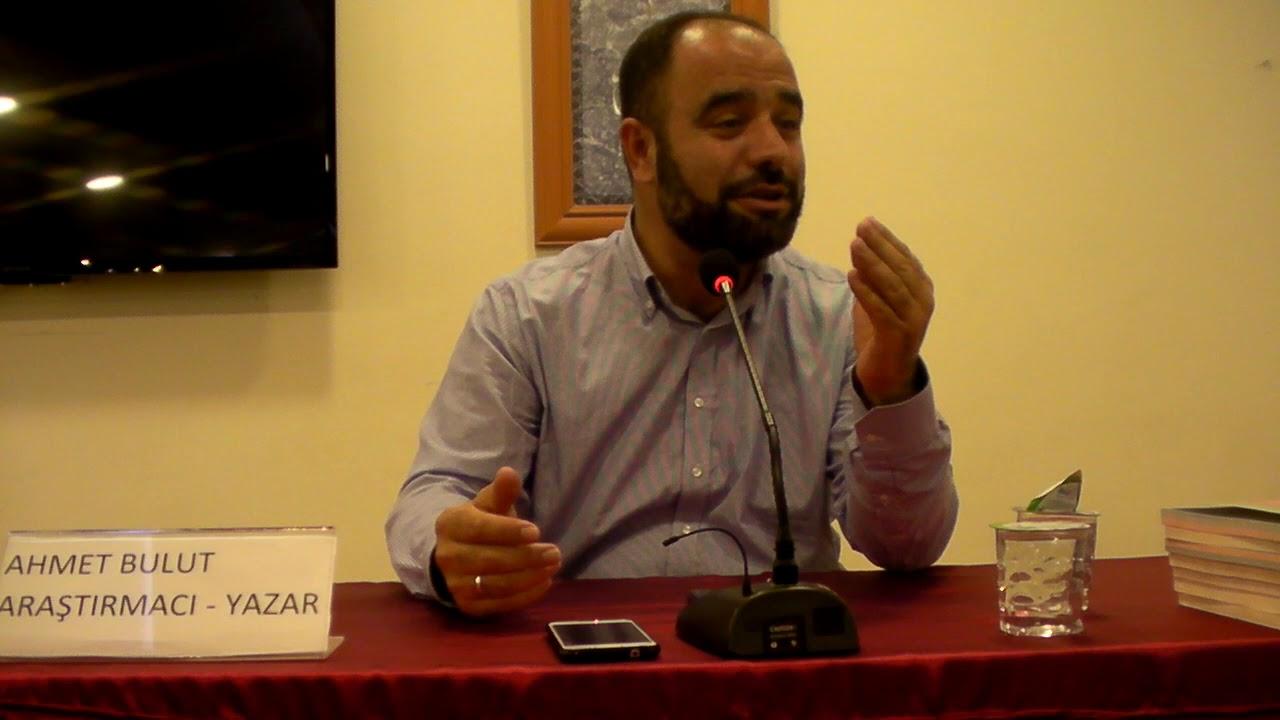"27 Ekim 2017 Cuma Konferansı ""Ahmet Bulut"" - Part 1"