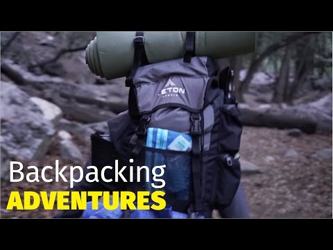 Backpacking Adventure: Hoegee Campground