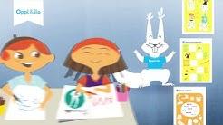 Oppi&ilo - innostavaa puuhaa lapsellesi!