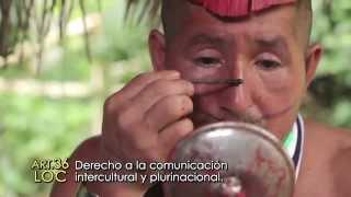 ¡LA LEY DE COMUNICACIÓN GARANTIZA MÁS INTERCULTURALIDAD! #CONOCETULEY