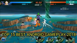 TOP 15 BEST GAME ANDROID IN 2018 TO PLAY - GAMEPLAY HD #1