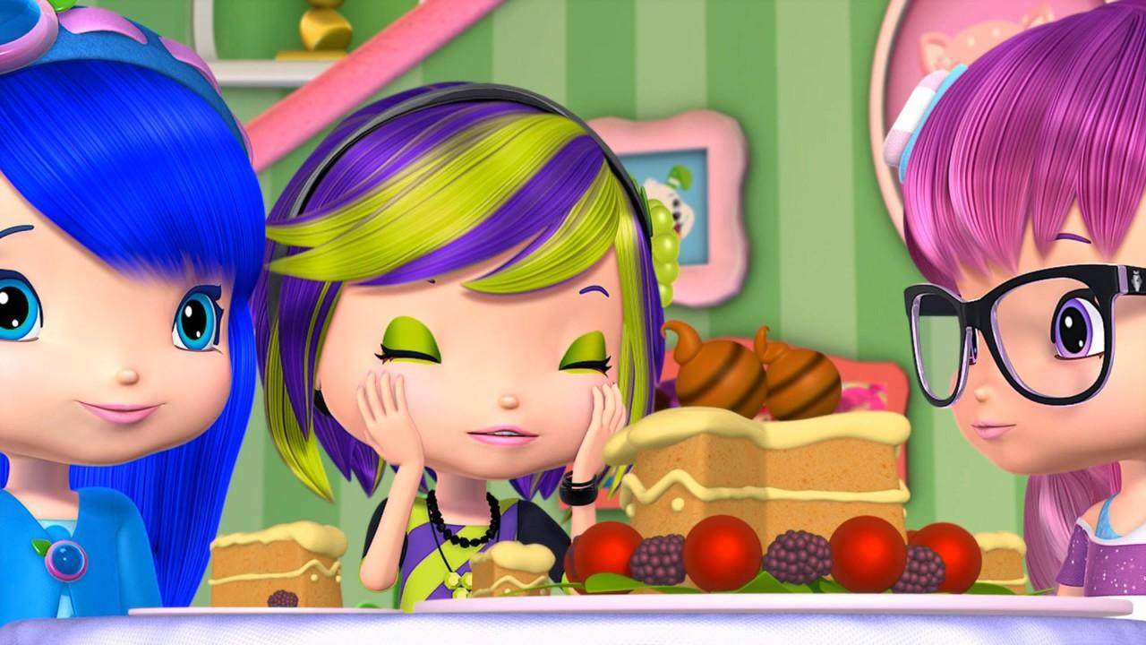 Strawberry Shortcake Cake Movie