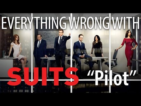 Everything Wrong With Suits