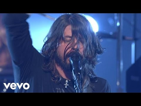 Foo Fighters - All My Life (Nissan Live Sets At Yahoo! Music) Thumbnail image
