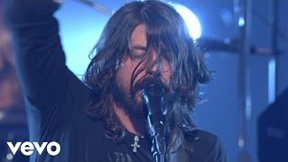 Foo Fighters - All My Life (Nissan Live Sets At Yahoo! Music)