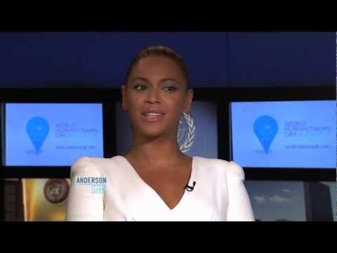 Video! Beyonce Talks with Anderson