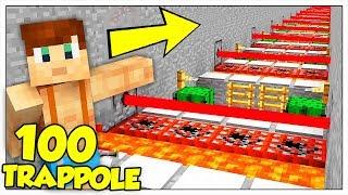 PROVA A NON IMPAZZIRE IN QUESTA SFIDA DI SOPRAVVIVENZA! - Minecraft ITA