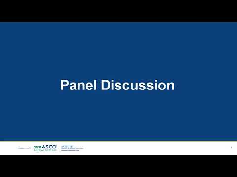 Mock Study Session, Panel Discussion