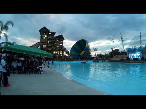 Seven Seas Waterparks Grand Launching 1/2