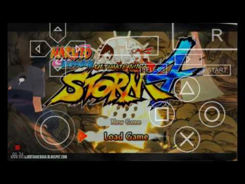 Naruto Shippuden Ultimate Ninja Impact   Mod Textures V5 Review by
