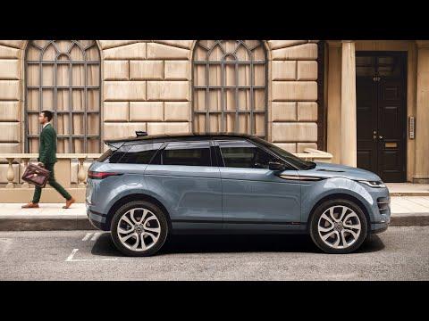 New Range Rover Evoque is