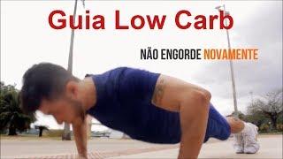 Guia Low Carb - TUDO SOBRE A DIETA LOWCARB