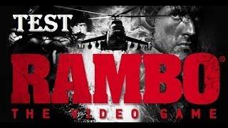 [Vidéo-Test] RAMBO : The Video Game [PC][FR] Ca va être une boucherie mon Colonel !