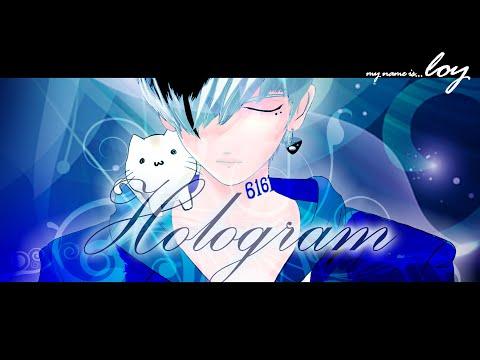 【ろい:Vオリジナル002】 ホログラム [HOLOGRAM]