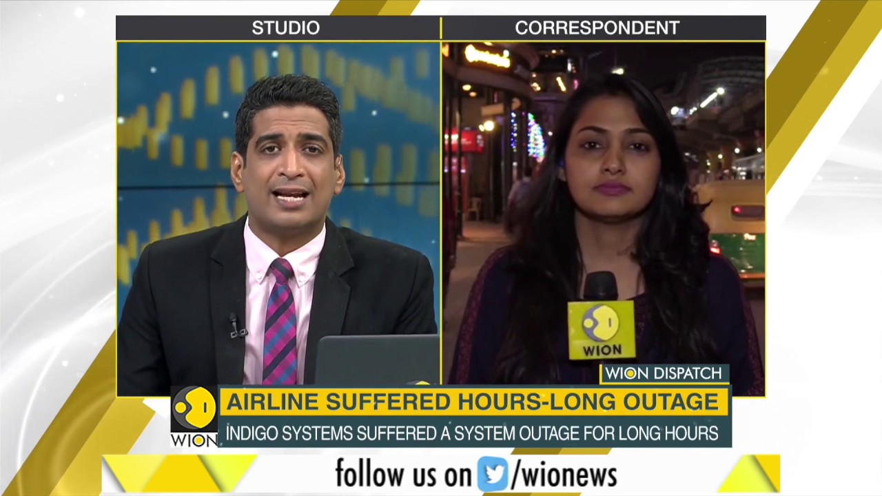 WION Dispatch: Indigo says Systems back to Normal