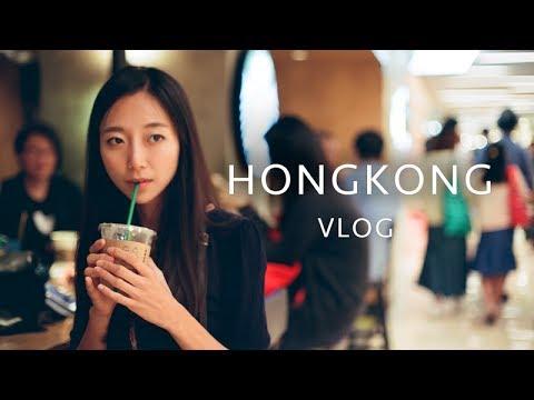 HongKong trip Vlog_Traveling without planning